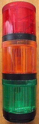 Allen Bradley Lamp Stack (Red,amber And Green)