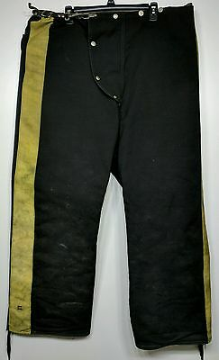 Janesville Firefighter Bunker Turnout Pants Liner 42x29 Prepper Fire Safety PPE