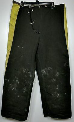 Janesville Firefighter Bunker Turnout Pants Liner 38x30 Prepper Fire Safety PPE