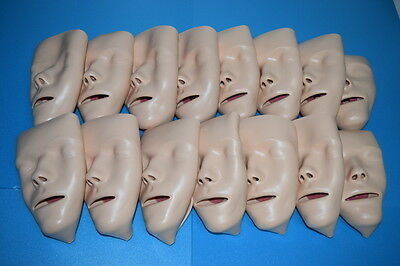 * New Laerdal Anne Face 310210 Manikin Cpr Face Qty. (1)