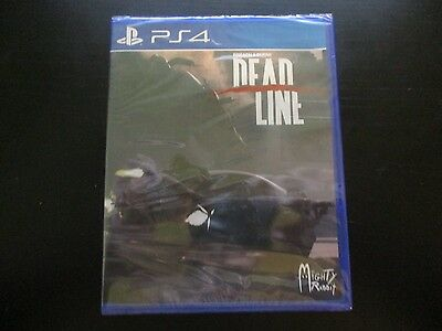 NEW! Breach & Clear DEADLINE Limited Run PS4