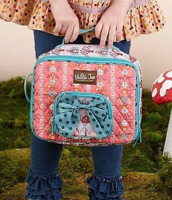 Matilda Jane Once Upon A Time Lunchbox NWT