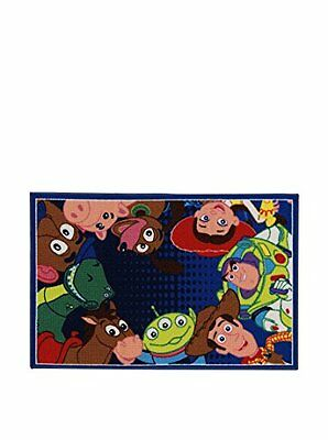 Disney Tappeto Toy Story Multicolore 80 x 120 cm