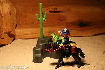 "Playmobil® US-Kavallerist ""Will Rooney"" / Western / Cowboys / Indianer EBW104"