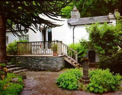 4* Holiday Cottage Lake District Ambleside Sleeps 2 Self Catering