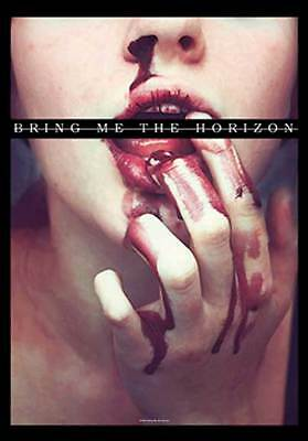 Bring Me The Horizon Blood Lust  Music  Flags Wall Hanger Made In Italy   L 1135