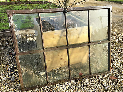 Six Reclaimed Crittall Opening Windows - £100 Each