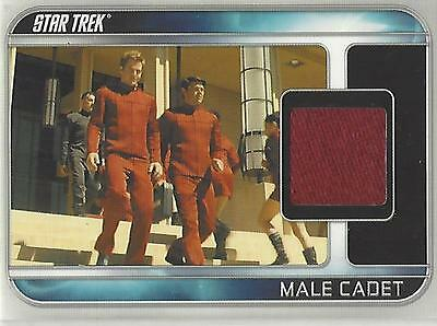 Star Trek Movie 2009 CC10 Costume Card