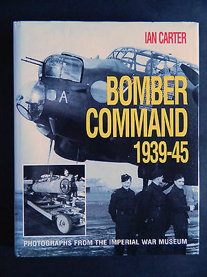 Bomber Command 1939-45 Book by Ian Carter Signed 20 RAF Bomber Command veterans