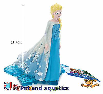 Frozen Fish Tank Elsa Ornament 11.4cm
