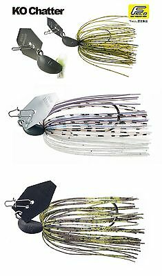 Fish Arrow KO Chatter 10 Chatterbait 10 g. / Farbauswahl