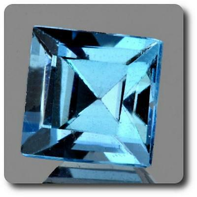 TOPAZ BLUE 1.38 cts. IF. Africa