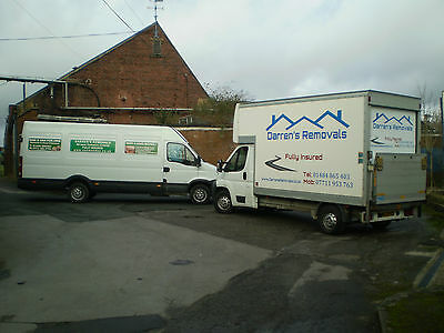 Man And Van For Hire Huddersfield