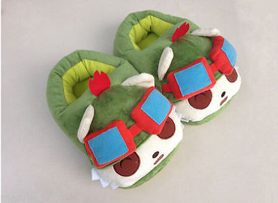 League of Legends LOL Teemo PLUSH TOY Slippers