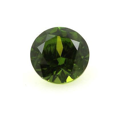 Garnet demantoid 0.88 cts. Ural Mountains, Russia