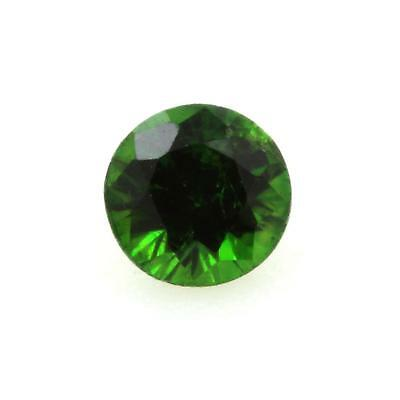 Garnet demantoid 0.18 cts. Ultra rare / very rare