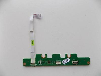 Cable  A000079350 DA0BL7PB6B0 3PBL7PB00 Toshiba L750 Power ON-OFF Button Board