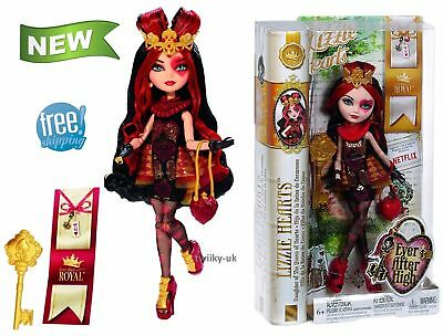 Best Ever After High Royal Lizzie Heart Doll Amazing Toy For Girls Great Fun New