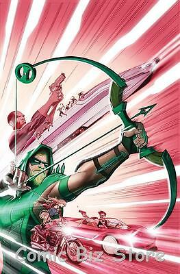 Green Arrow #11 (2016) 1St Printing Bagged & Boarded Dc Universe Rebirth