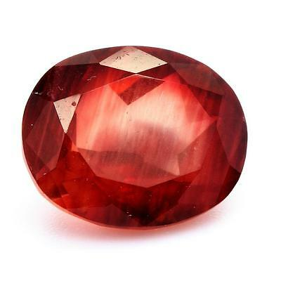 ANDESINE RED . 3.49 cts . VS. Congo