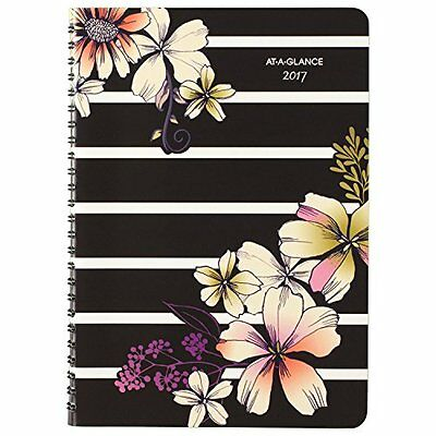AT-A-GLANCE Weekly / Monthly Planner / Appointment Book 2017, 5-1/2 x 8-...