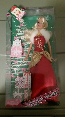 Mattel R6589 Barbie Holiday Wishes Doll