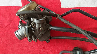 Sym Jet 4 125 2013 Carburettor Carb Fuel Throttle Body Deknipd24J Craburettor