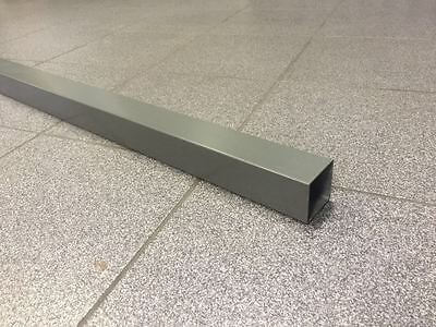 Steel Tube 50x50x2100(mm) Slate Grey Powdercoated