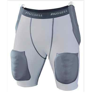 Russel Athletic Men's Football 5-Piece Integrated Girdle