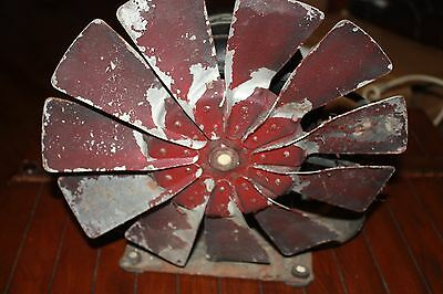 Peerless Antique fans electric