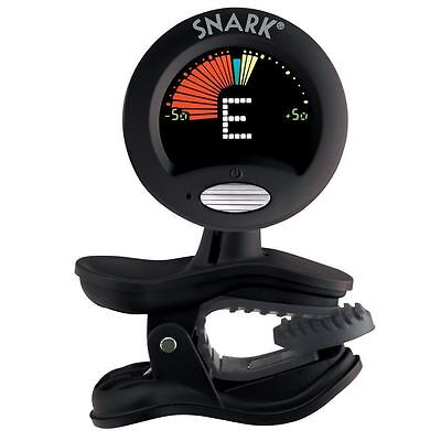 NEW Snark SN5 Clip-On CHROMATIC Tuner for Guitar Bass & Violin Current Model