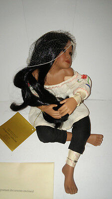 Morning for Marisa Doll Georgetown Collection by Renate Hockh MIB