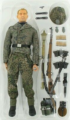 1/6 german soldiers ss ( dragon,did, hot toys)