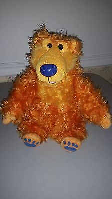 Bear in the big blue house - Vintage 1999 Rare