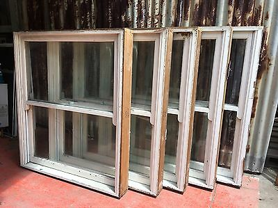 Timber Double Hung Window 1210w X 1370h