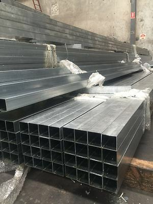 Galvanised Fencing Post 50x50x1.5x7320(mm)