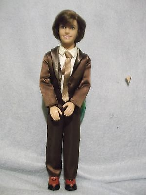 High School Musical doll Troy Prom Date Zac Efron  - shoes replaced
