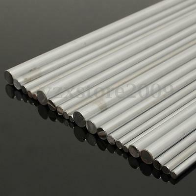 OD5/6/7/9/10/12mm Cylinder Liner Rail Linear Optical Axis Steel Shaft Resistance