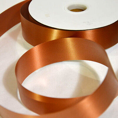 NEW COPPER Premium Poly Tear/ Florist Ribbon 30mm x 91m