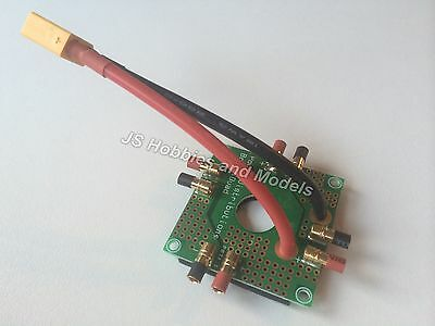 Quadcopter / Quad / Drone Power Distribution Board XT60 - 4 x 3.5mm