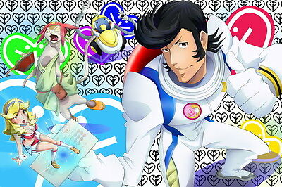 "DM03619 Space Dandy - Japan Comedy Anime 36""x24"" Poster"