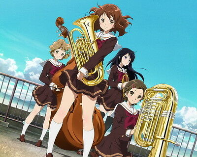 "DM04216 Hibike! Euphonium - Japan Anime School Music Club 30""x24"" Poster"