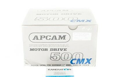 Boxed! New Old Stock! Apcam Professional Motor Drive for Hasselblad 500C,C/M,CX