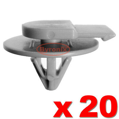 Bmw Mini Wheel Arch Trim Clips One S Cooper R50 R52 R53 R56 Exterior Plastic