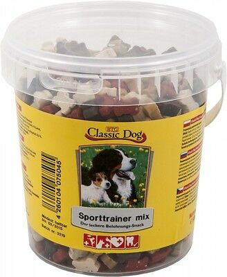 Classic Dog Snack Sporttrainer Mix 500g • EUR 8,58