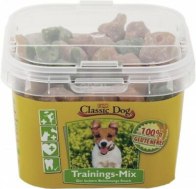 Classic Dog Snack Trainings-Mix 140g-Becher
