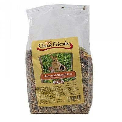 Classic Friends Universal Nagerfutter 1kg