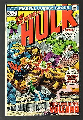 Incredible Hulk Vol 1 No 170 Dec 1973 (VFN) Cents Copy, Bronze Age (1970 - 1979)