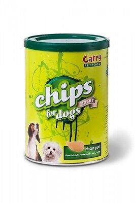 CP Chips for dogs natur