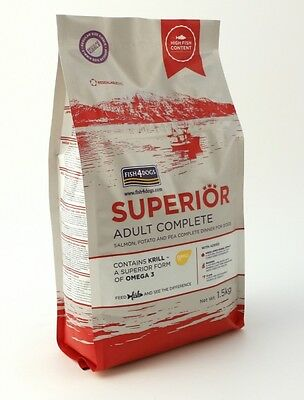 Fish4Dogs Superior Complete 1,5kg